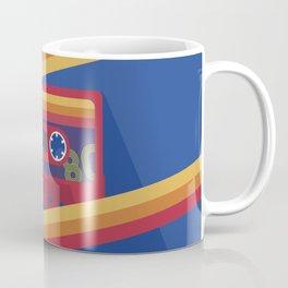 80s Retro Tape Deck Coffee Mug