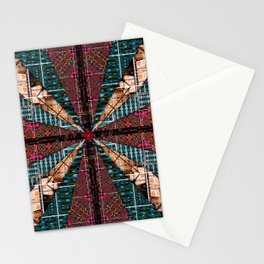 288 brown rust maroon pink orange green blue Stationery Cards