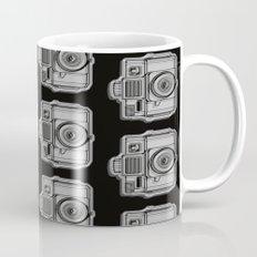 I Still Shoot Film Holga Logo - Black Mug