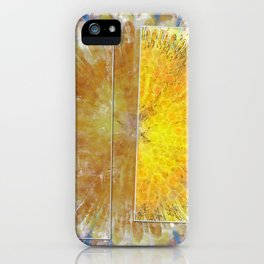 Grumes Content Flowers  ID:16165-071903-89521 iPhone Case