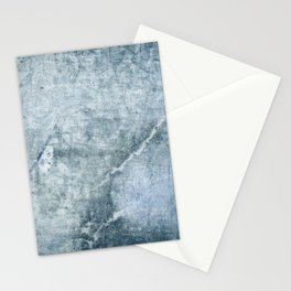 Old grunge rusty metal Stationery Cards