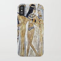 egyptian iPhone & iPod Cases featuring Egyptian Musicians by Brian Raggatt