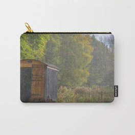 Shepherds Hut. Carry-All Pouch