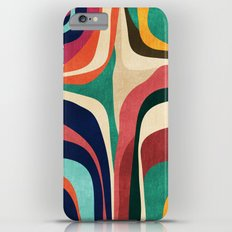 Impossible contour map Slim Case iPhone 6s Plus