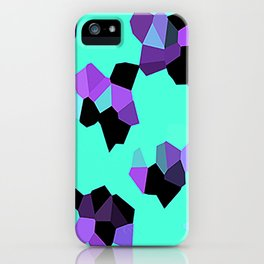 lets get funky iPhone Case