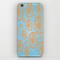 marine iPhone & iPod Skins featuring marine by Maritserg