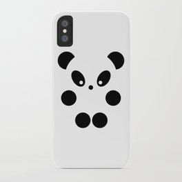 Little panda #society6 #decor #buyart #artprint iPhone Case
