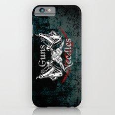 guns 'n' needles Slim Case iPhone 6s