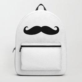 He Moustache Backpack