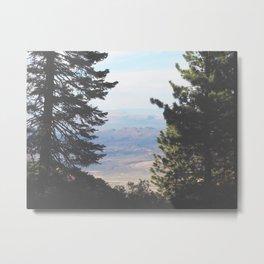 Mountain to Valley Metal Print
