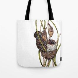 Baby Bird II Tote Bag