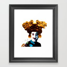 Aris Framed Art Print