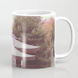 Japanese Peace Building Coffee Mug