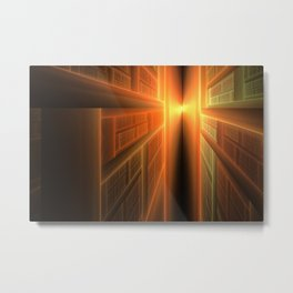 Descend Metal Print