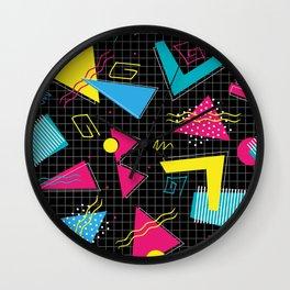 Fashion Patterns Chesney's No1 Faan Wall Clock