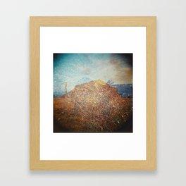 Quad Exposed Framed Art Print