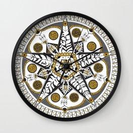 Original Mandala One Wall Clock
