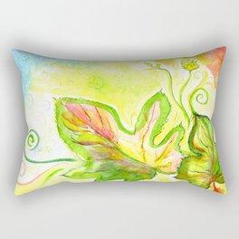 Hops dance Rectangular Pillow