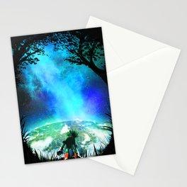 My Hero Academia Inspired Painting | Midoriya Stationery Cards