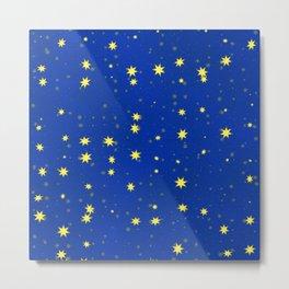 Stars 916B Metal Print