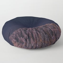 Seize The Night Floor Pillow