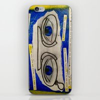 gatsby iPhone & iPod Skins featuring Gatsby by Jstone14