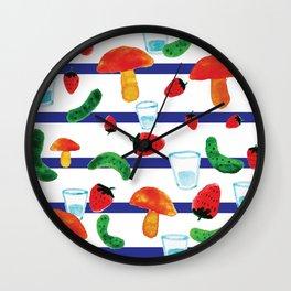 Russki standard Wall Clock