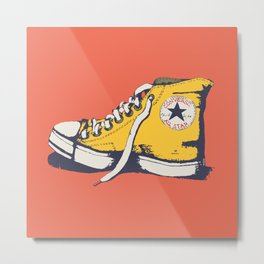 All Star Metal Print