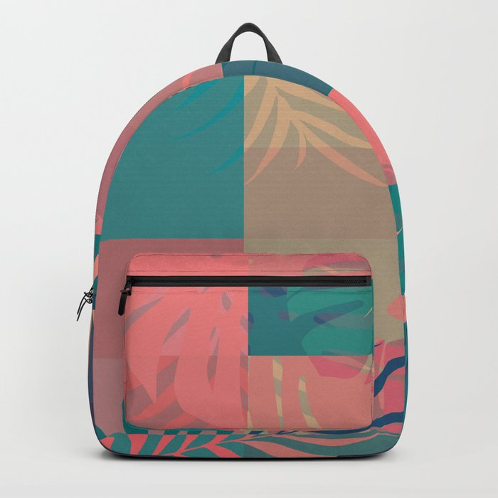 Tropical Mess #society6 #decor #buyart Backpack