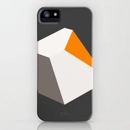 Broken Cube iPhone Case