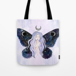 Cosmic Fairy Tote Bag