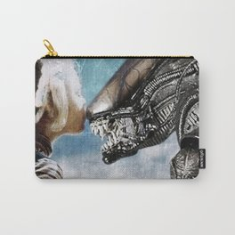 Alien Kiss Carry-All Pouch