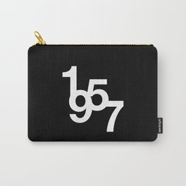 Helvetica Typoster #2 Carry-All Pouch