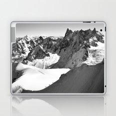 French Alps, Chamonix, France. Laptop & iPad Skin