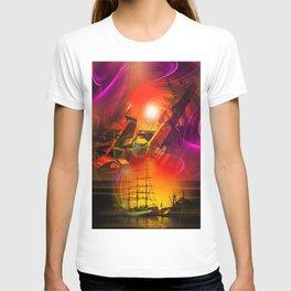 Under sail T-shirt