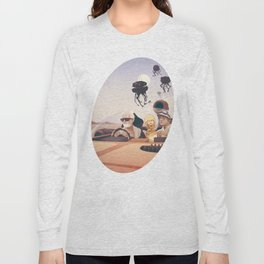 Fear and Loathing on Tatooine Long Sleeve T-shirt