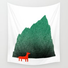 Man & Nature - Island #1 Wall Tapestry