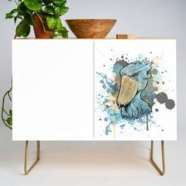 Shoebill Stork Credenza