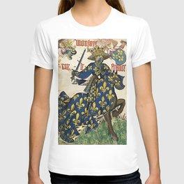 Golden Fleece King of France T-shirt
