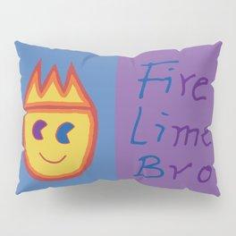 FireLimeBro Pillow Sham