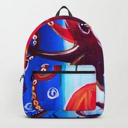 Dancing Octopus Backpack