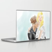 les mis Laptop & iPad Skins featuring Sweet les miserables by Pruoviare