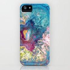 425 26 Abalone Geode Slim Case iPhone SE