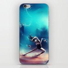 Dancing Zodiac Pisces iPhone & iPod Skin