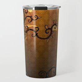 LEAVE - Autumn Amber Travel Mug