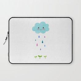 Rain Cloud Laptop Sleeve
