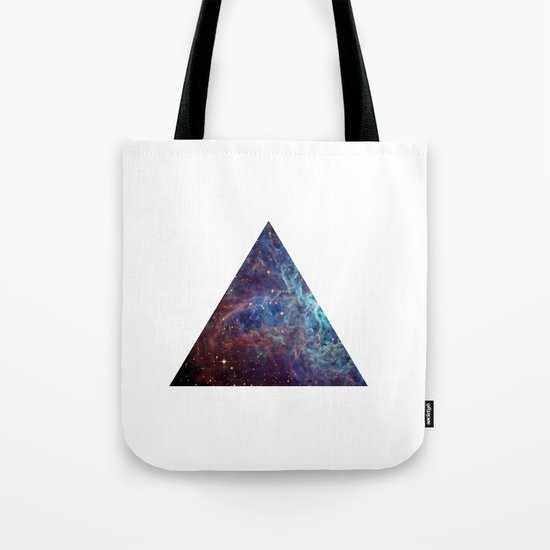 Biggest Hipster in all Cosmos Tote Bag