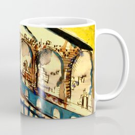 set drawing / Hamletmachine Coffee Mug