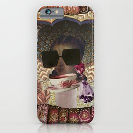 Life of the Party Collage iPhone Case