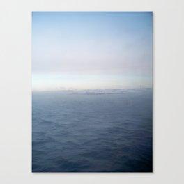 Sjörök 3 Canvas Print